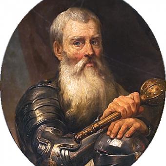 Krzysztof Mikołaj Radziwiłł, autor polsko-litewskiego blitzkriegu.