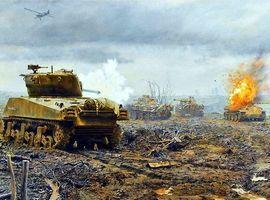 Konkurs: Najlepszy czołg średni II wojny światowej