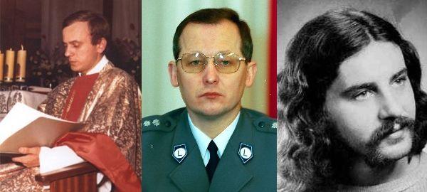 Popiełuszko, Pyjas, Papała... W materiałach dotyczących każdej z tych zbrodni przewijają się informacje o współpracownikach Kiszczaka.