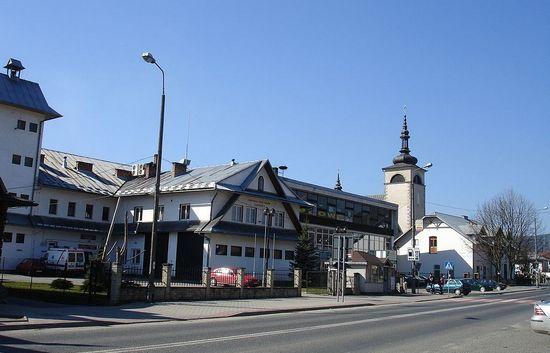 Obecnie Kamienica to spokojna wieś w powiecie limanowskim, jednak w czasie niemieckiej okupacji sytuacja wyglądała zupełnie inaczej (fot. Marek Silarski; lic. CC ASA 2.5).