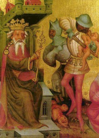 Żołdacy Heroda nieźle musieli się zmachać, jeśli niewiniątek było sto czterdzieści tysięcy...