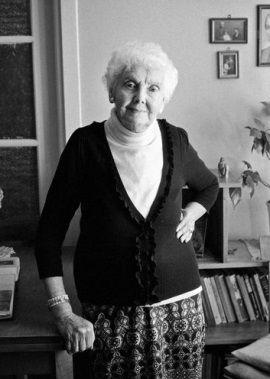 """Irena Herbich, babcia autorki książki """"Dziewczyny z powstania"""" w czasie walk starała się ocalić życie swojego maleńkiego dziecka."""