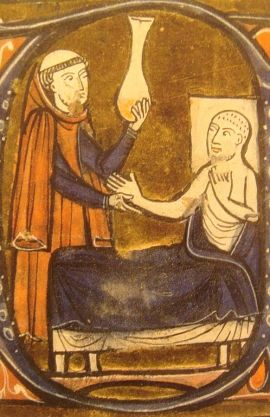 Perski uczony Rhazes dość specyficznie opisywał groźną przypadłość zwaną potocznie miłością.