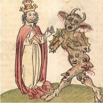 Sylwester i diabeł...