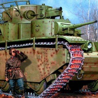 Rozwiązanie konkursu: Najgorszy czołg II wojny światowej