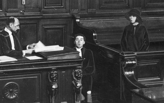 Po odczytaniu przez sędziego wyroku uniewinniającego wszyscy odetchnęli z ulgą.