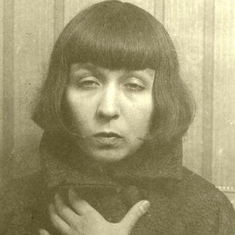 Stanisława Umińska, na zdjęciu wykonanym ledwie kilka dni przed zabójstwem Jana Żyznowskiego.