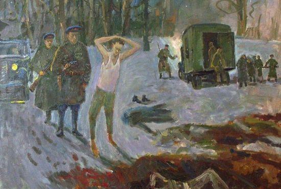 """""""Trójki"""" NKWD potrafiły dziennie zamordować nawet kilkaset osób. Wszystko """"dla dobra Kraju Rad""""."""