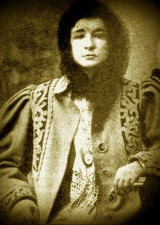 Enriquea Martí i Ripollés, czyli Barcelońska Baba Jaga we własnej osobie.