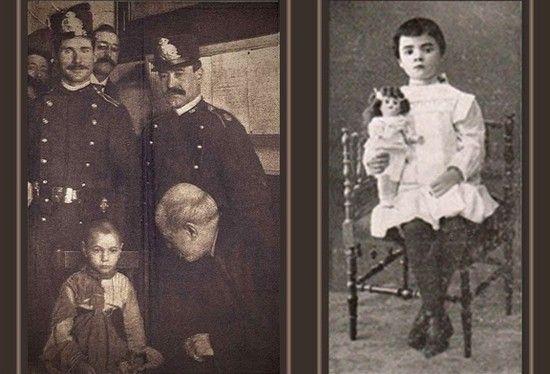 Angelita, kolejna dziewczynka uratowana z rąk barcelońskiej Baby Jagi.